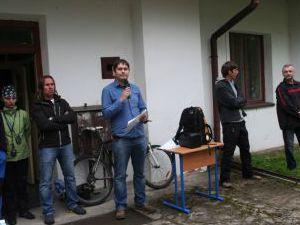 Zawody kolarskie