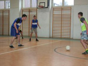 halowy turniej piłki nożnej 2013