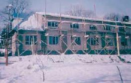 Historia szkoły - budowa2