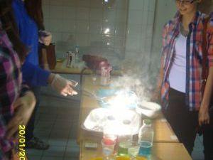 POKAZY CHEMICZNE W DAŃKOWSKIM